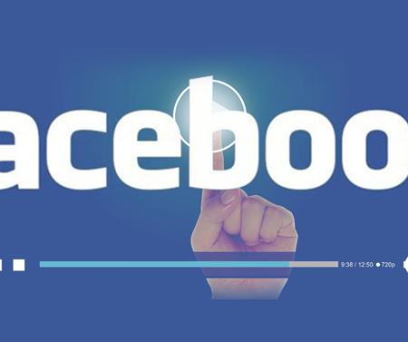 Le chiffres clés sur les vidéos Facebook en 2015 !