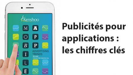Publicités pour applications : les chiffres clés du marché en 2015 !