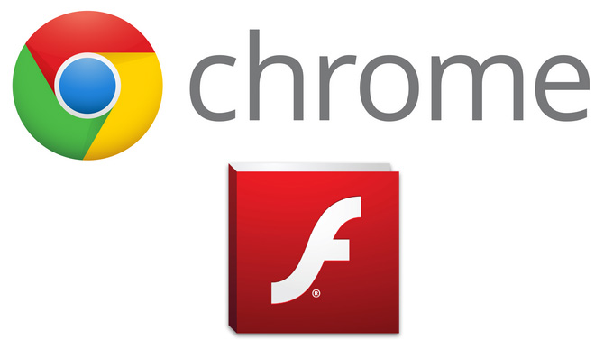 Chrome pub Flash