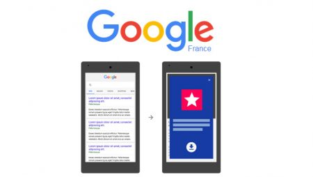 Les interstitiels de promotion d'application pénalisés par Google !