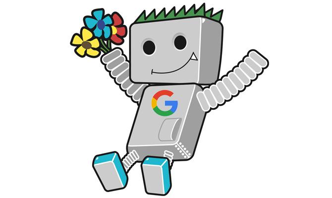 Googlebot algorithme Google