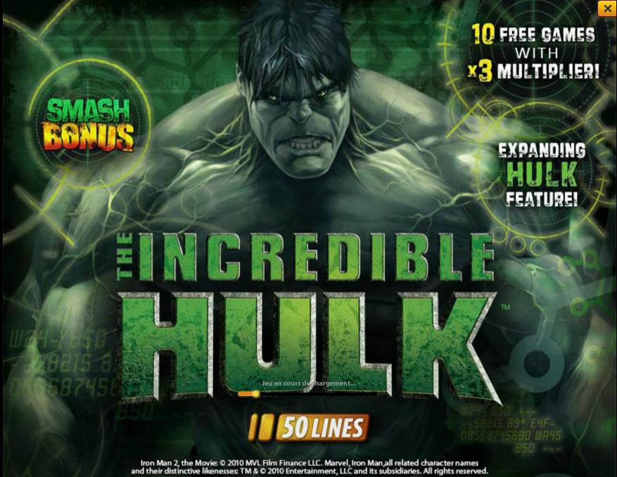 hulk casino