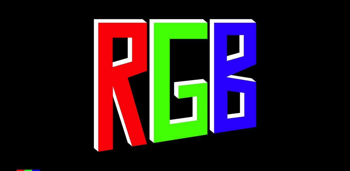 rgb couleurs