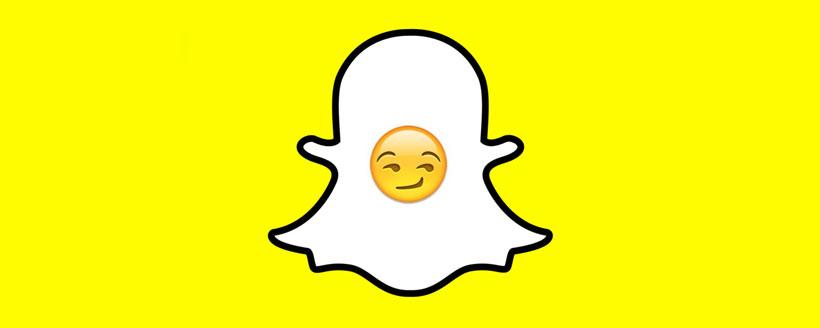signification emoji blazé snapchat