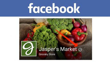 Comment obtenir le badge de vérification de page Facebook d'entreprise ?