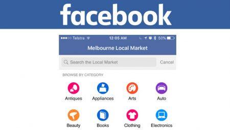 Facebook Local Market : une nouvelle fonctionnalité en test ?