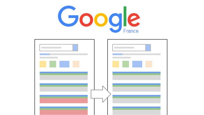 Google contenu piraté