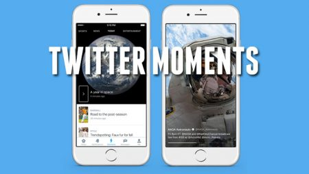Twitter lance Moments, le Google News du microblogging !