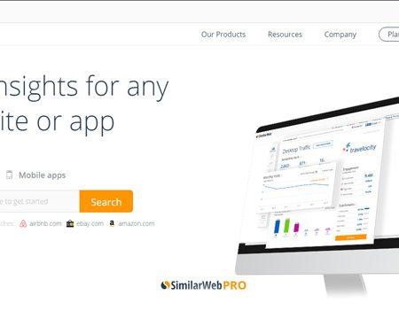 Similar Web : un outil gratuit pour analyser le trafic des concurrents !
