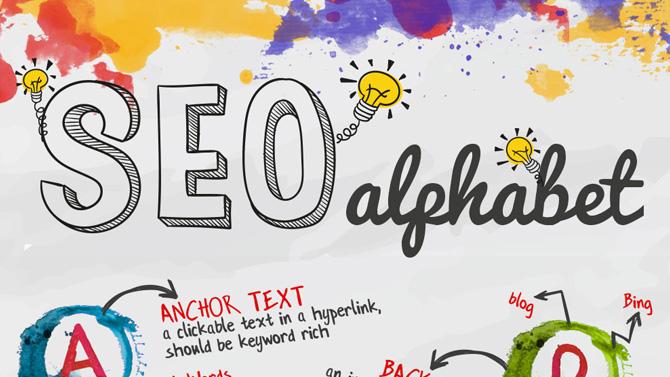 alphabet seo