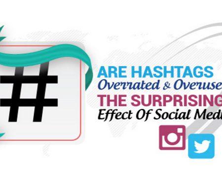 Les Hashtags sur Twitter et Instagram ont-ils un intérêt ?
