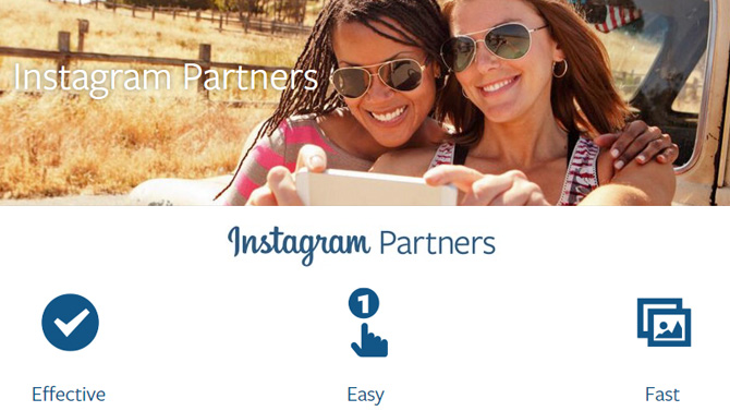instagram partner