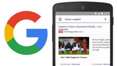 Google : un nouveau label rouge pour signaler les actualités chaudes !