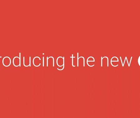 Google Plus renaît avec une nouvelle version !
