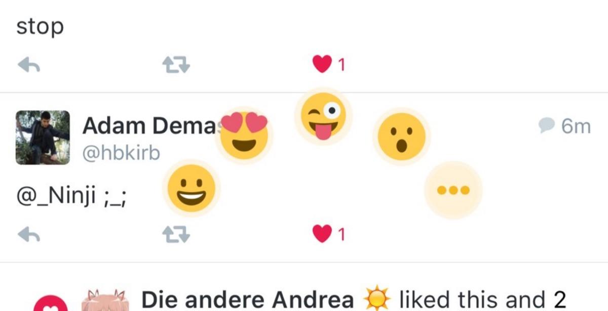 nouveaux emoji Twitter