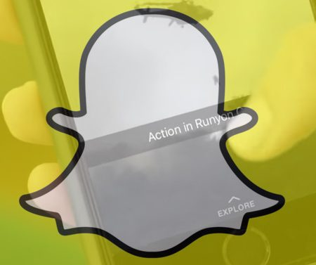Snapchat lance Story Explorer pour suivre l'actualité via des Snaps !