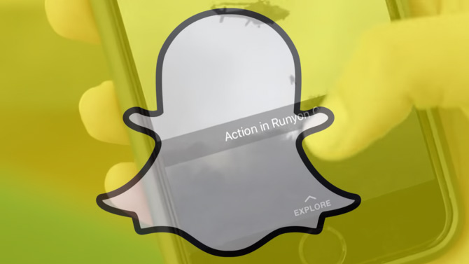 snapchat story explorer
