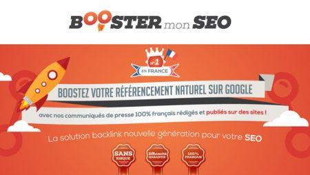 Booster Mon SEO : un service pour doper son référencement ! [Sponsorisé]