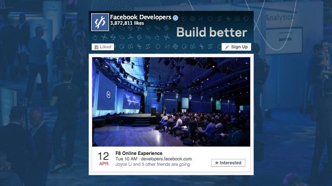 événement page plugin Facebook
