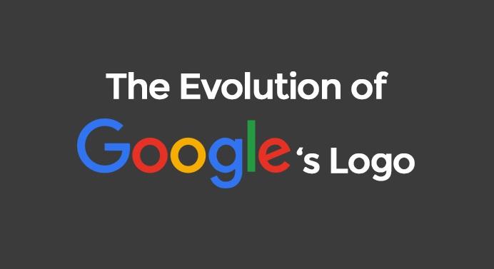 évolution logo Google