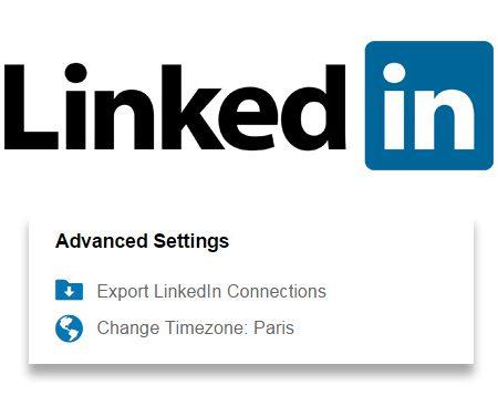 Comment exporter les emails de ses contacts Linkedin ?