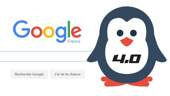 google penguin 4-0