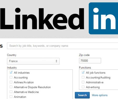 Recherche d'emploi via Linkedin : 3 nouveautés à découvrir !