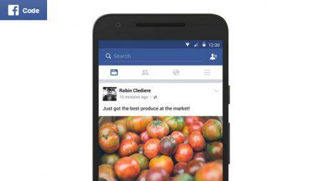 Facebook : une meilleure optimisation de l'application pour les connexions lentes !