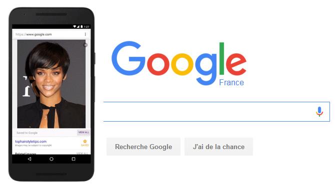 Nouveauté Google Images : enregistrer des images pour plus tard !