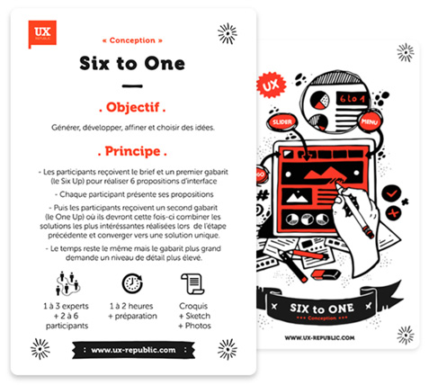 six to one design