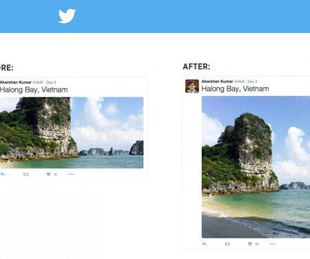 Twitter : l'affichage des images désormais amélioré !