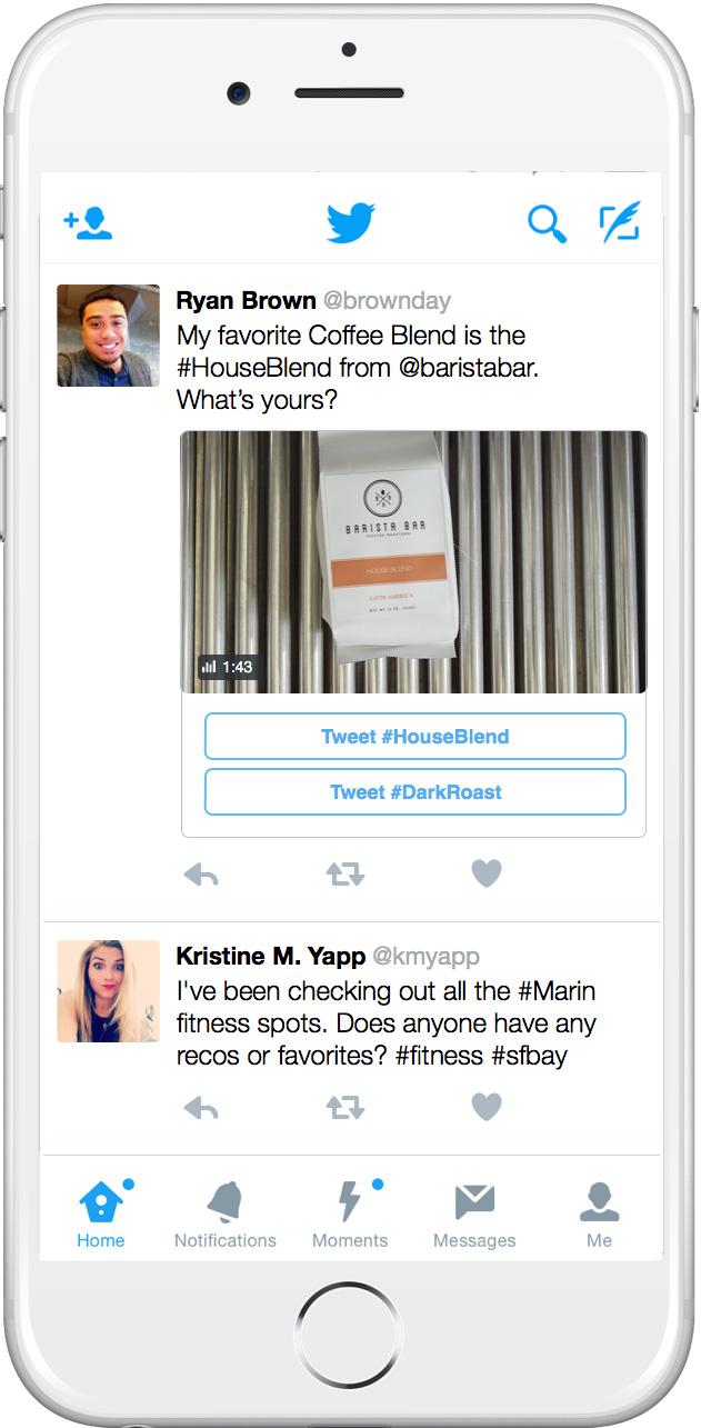 answer conversational ads twitter