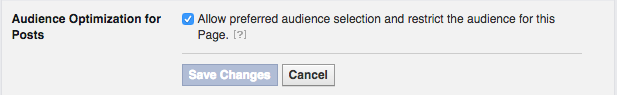 audience optimization activation