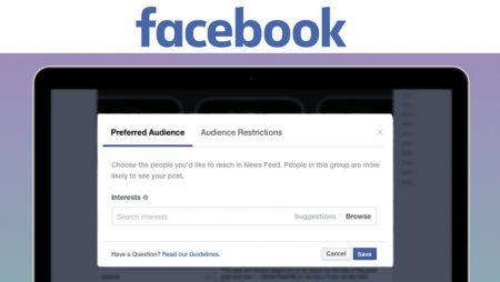 Facebook Audience Optimization : un nouvel outil de ciblage pour publications organiques !