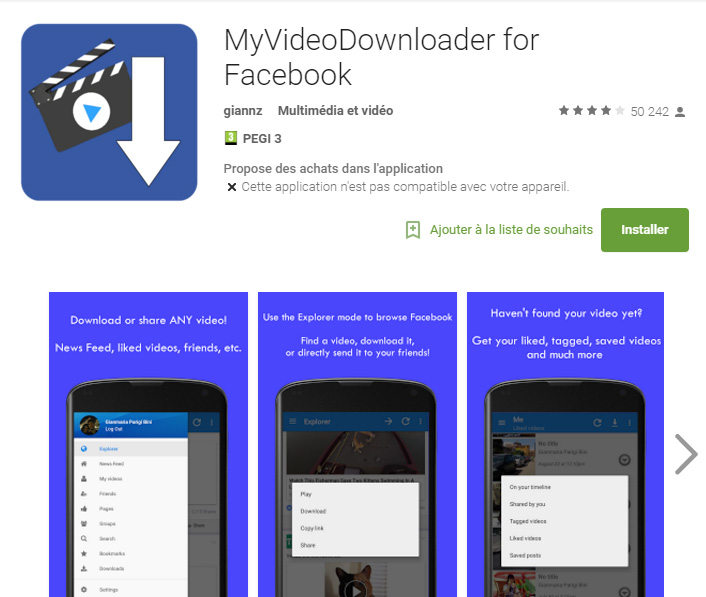 myvideo downloader facebook