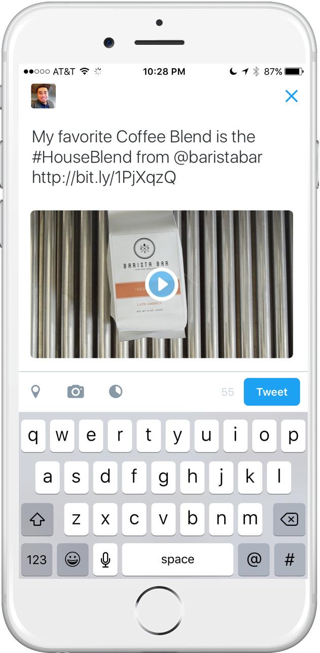 twitter ads conversational