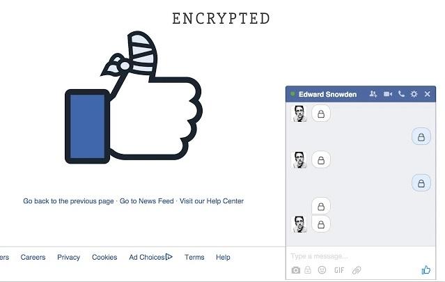 conversation crypter facebook