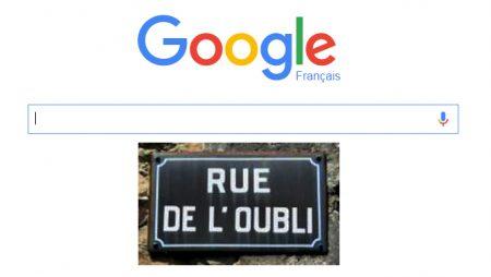 Droit à l'oubli: Google contraint de déréférencer à l'international!