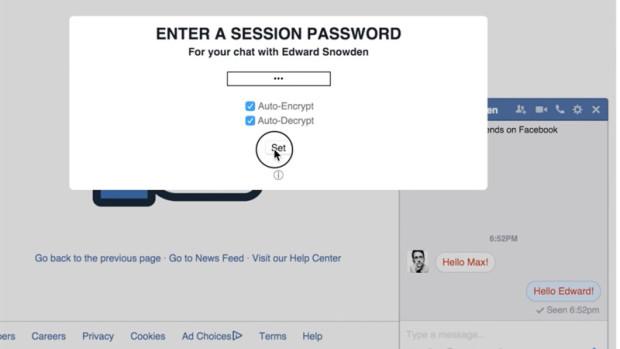 facebook crypter pass