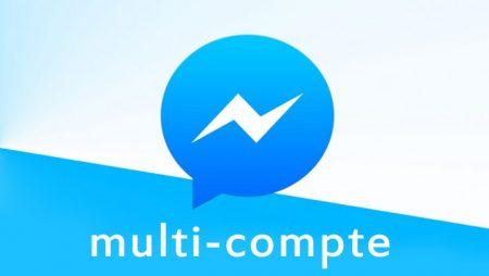 Facebook Messenger permettra bientôt le multi-compte !