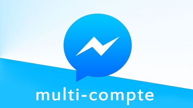 facebook messenger multi-compte