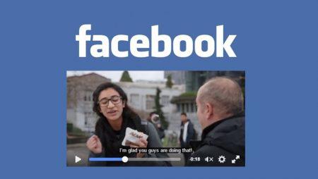 Facebook : des sous-titres automatiques pour vidéo sponsorisée !