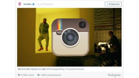 Instagram : des publicités vidéo jusqu'à 60 secondes !