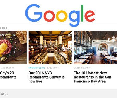 Contenu correspondant : un tout nouveau format Google Adsense !