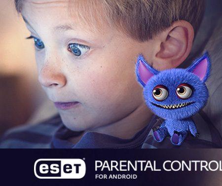 ESET Parental Control, une application Android de contrôle parental !