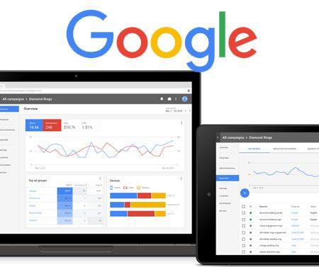 Le nouveau Google Adwords déployé en 2017 ?