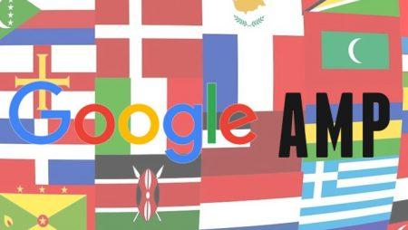 Le carrousel Google AMP déployé dans 12 pays !
