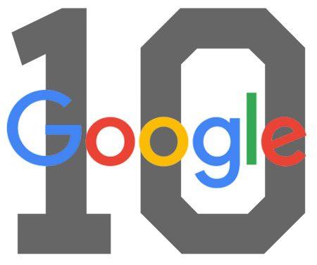SEO : la position 10 plus cliquée que la position 8 et 9 sur Google !