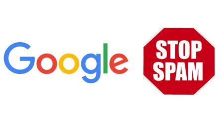 Spam Report : Google traiterait 65% des signalements !