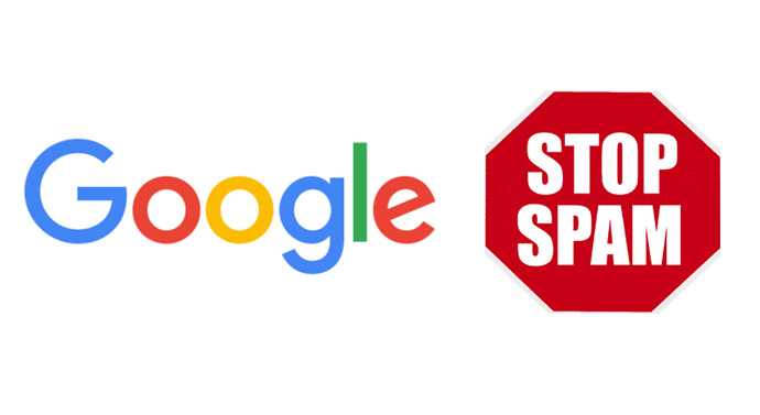 google spam report